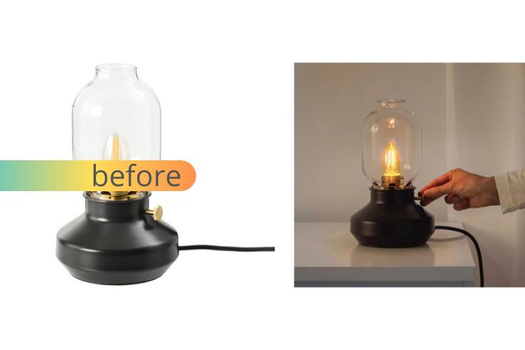 ikea tarnaby lamp