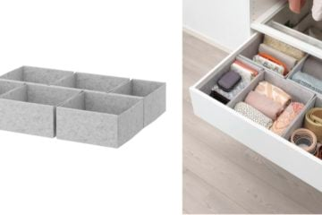 komplement drawer organizer