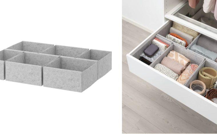 komplement drawer organizer
