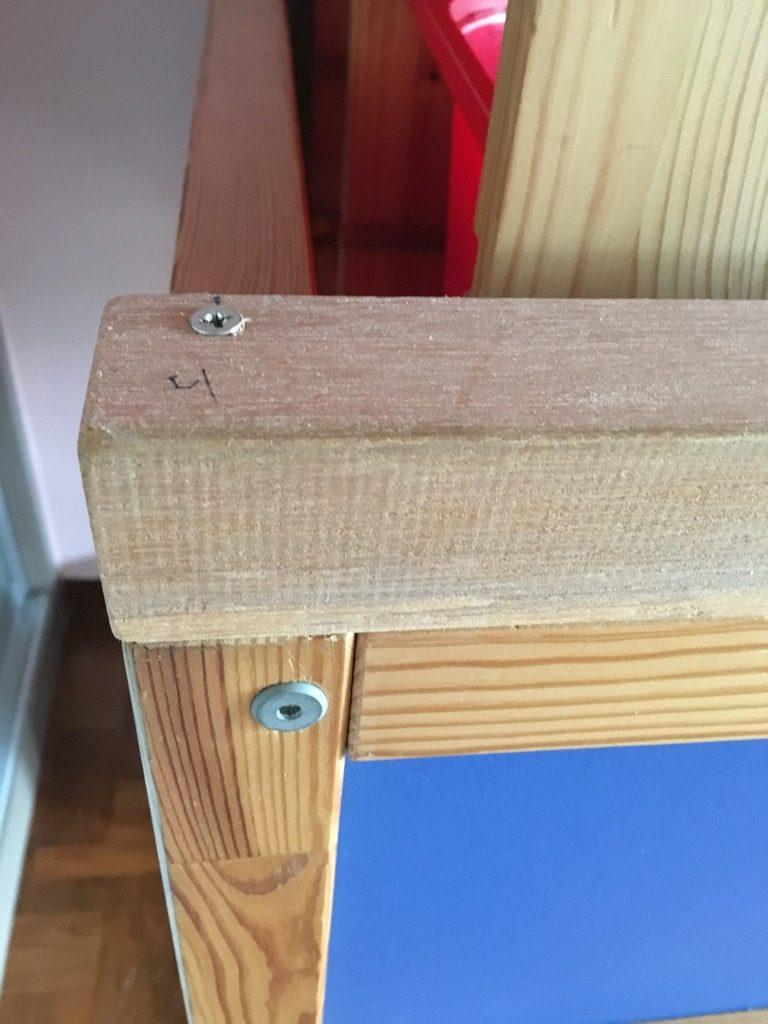 wood beam