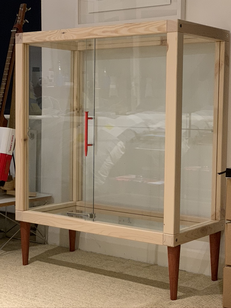 IKEA Markerad cabinet with tapered legs