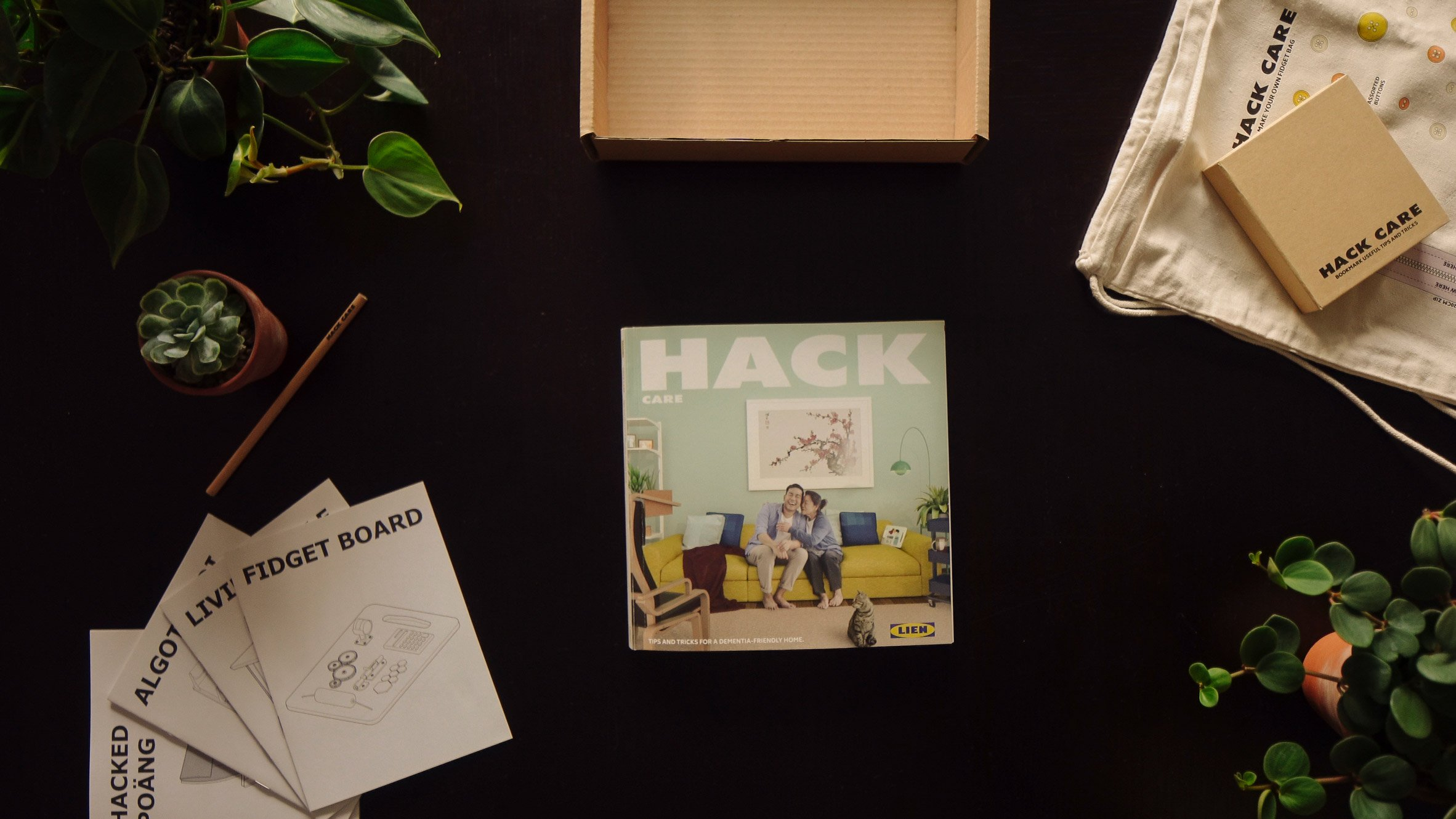 dementia friendly home - hack care catalog