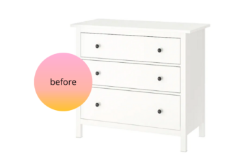 hemnes nursery chest