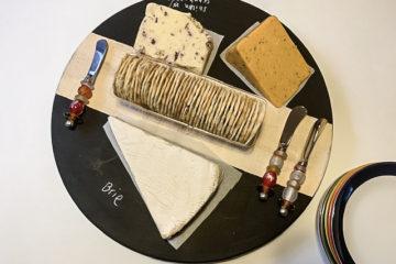 chalkboard cheese board