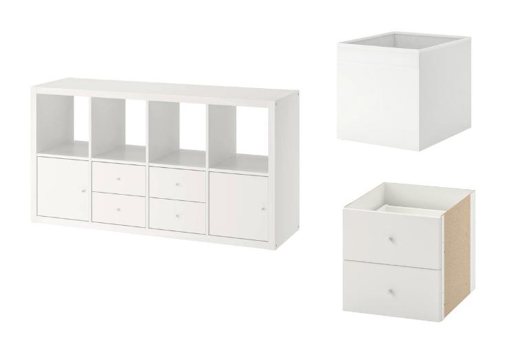 kallax filing cabinet