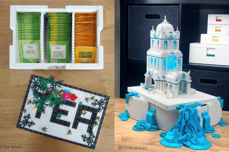 lego gift IKEA BYGGLEK