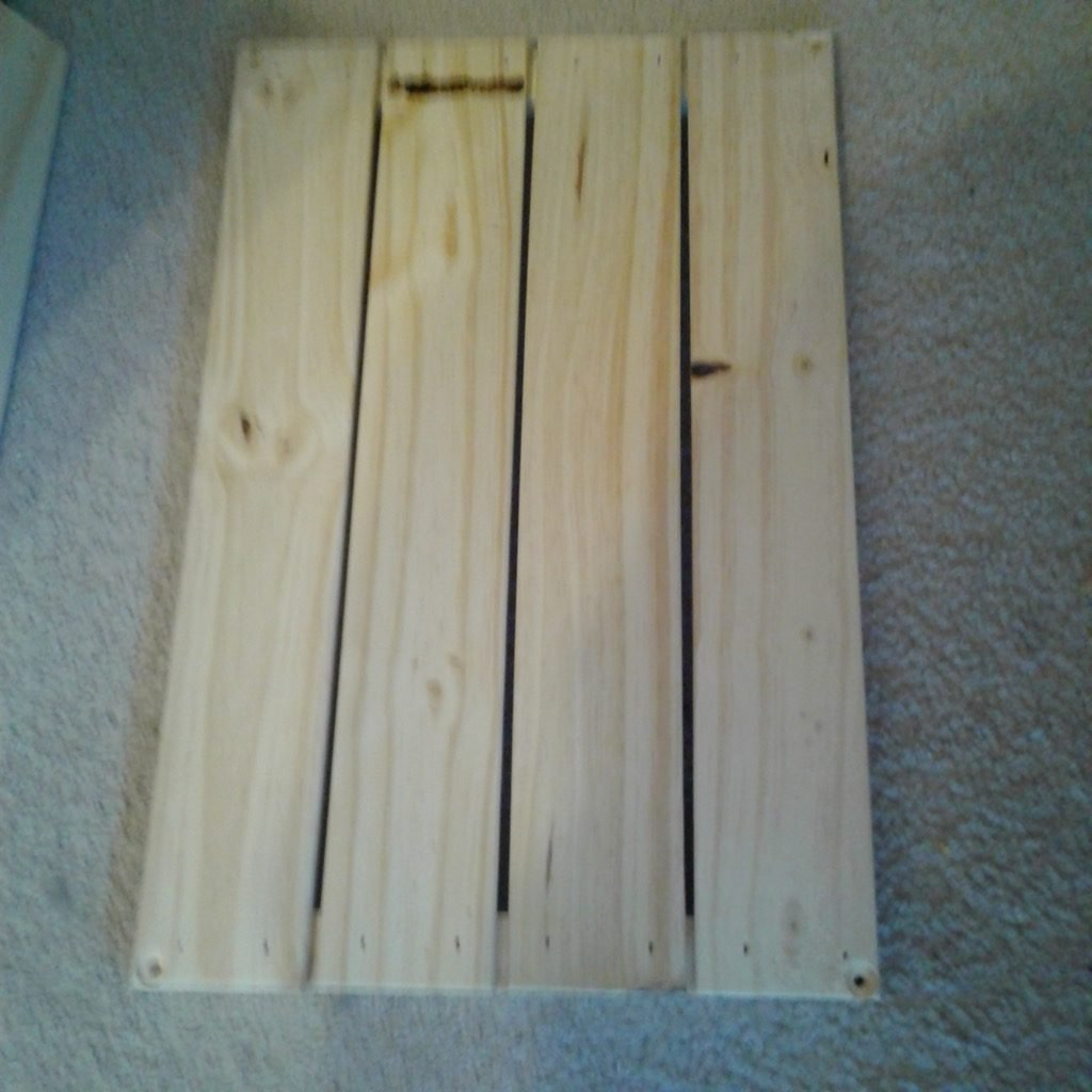 knagglig planks