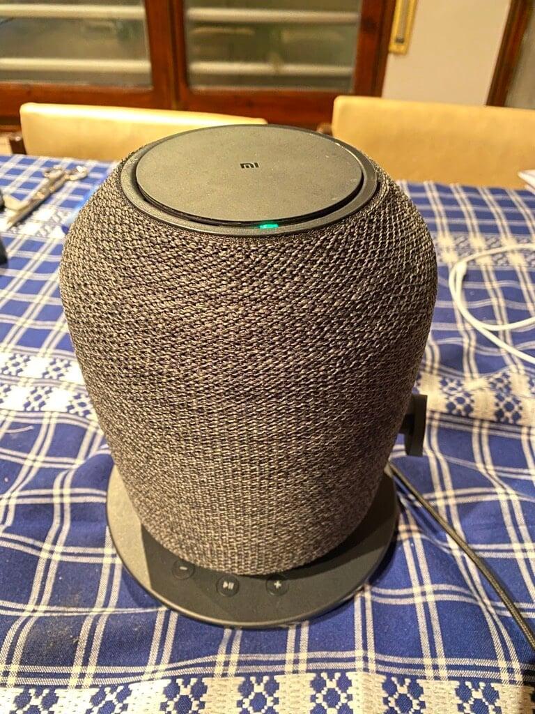 IKEA SYMFONISK wifi speaker with wireless charger