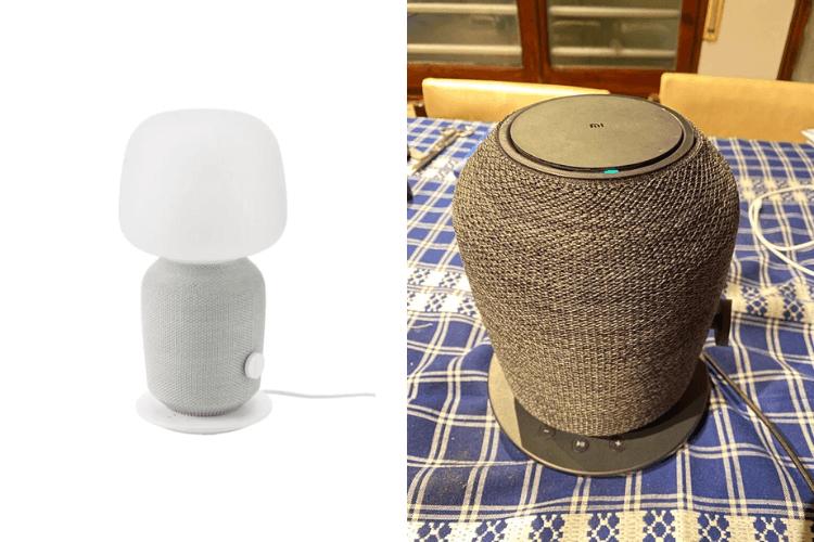 wifi speaker wireless charger