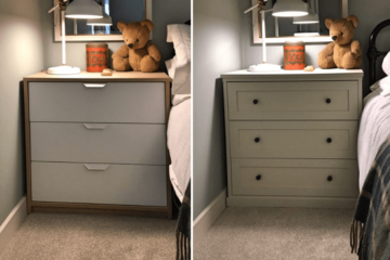 askvoll shaker style chest of drawers