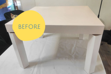 ikea lack upcycle