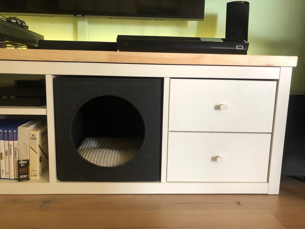 lurvig cat house