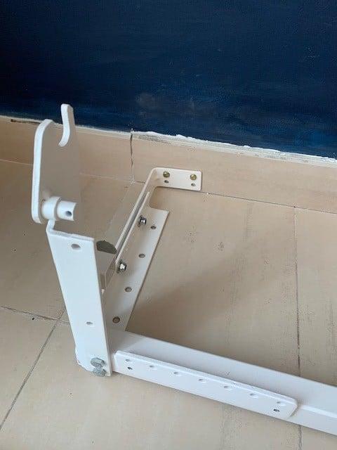 next bed murphy bed floor mounts