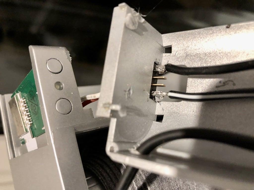 ikea fyrtur wireless roller blind with permanent power supply