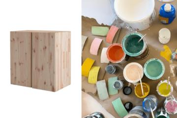 ivar cabinet paint