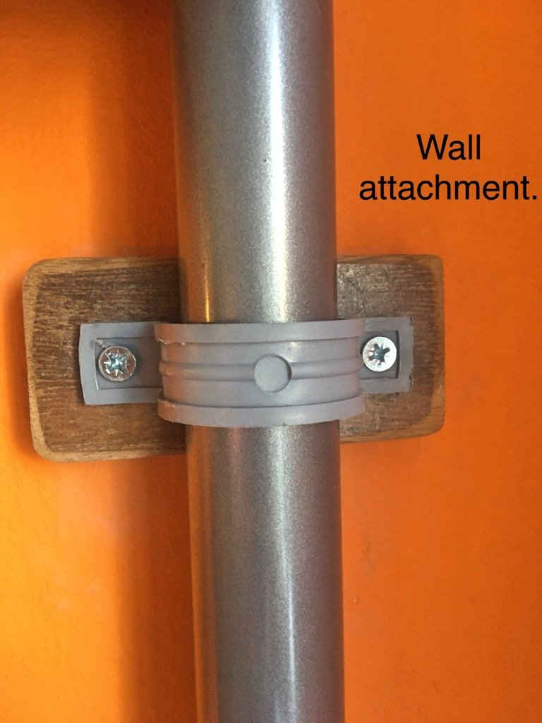 wall attachment