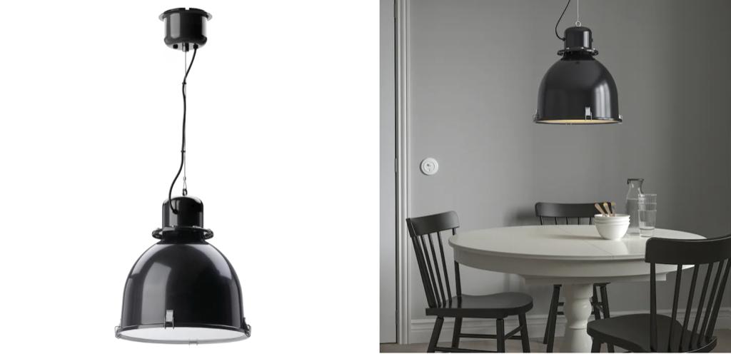 svartnora pendant lamp