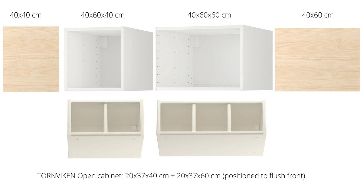 refrigerator gap filler