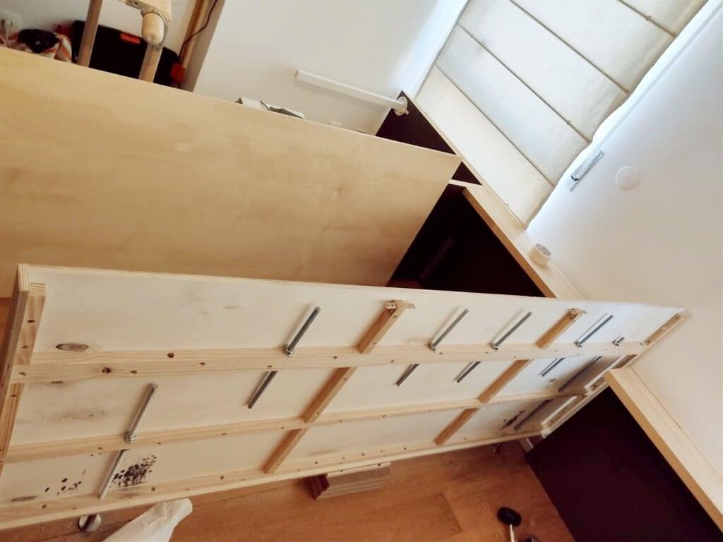 room divider base