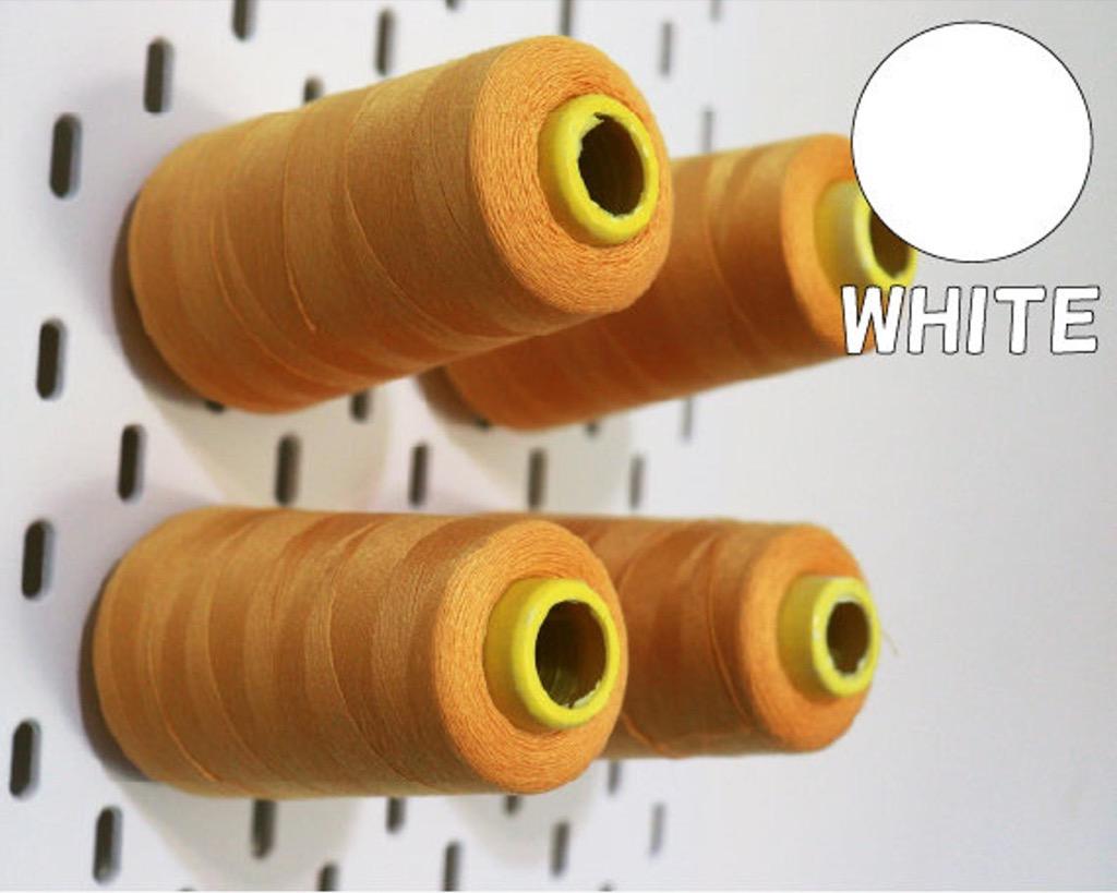 IKEA SKÅDIS pegboard accessories for thread