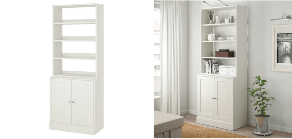 IKEA havsta storage