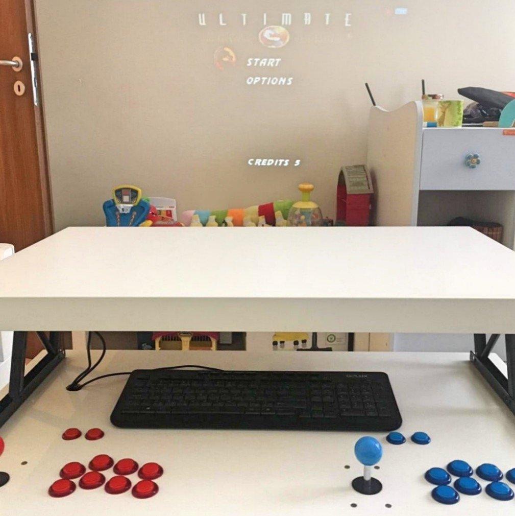 Retropie Table