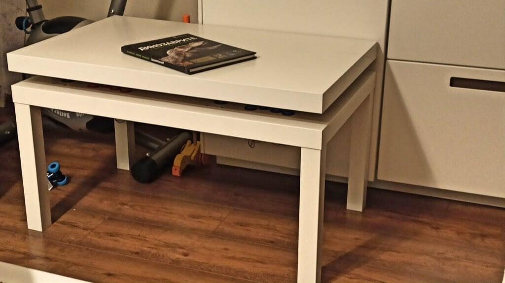 IKEA LACK RetroPie table hack - closed