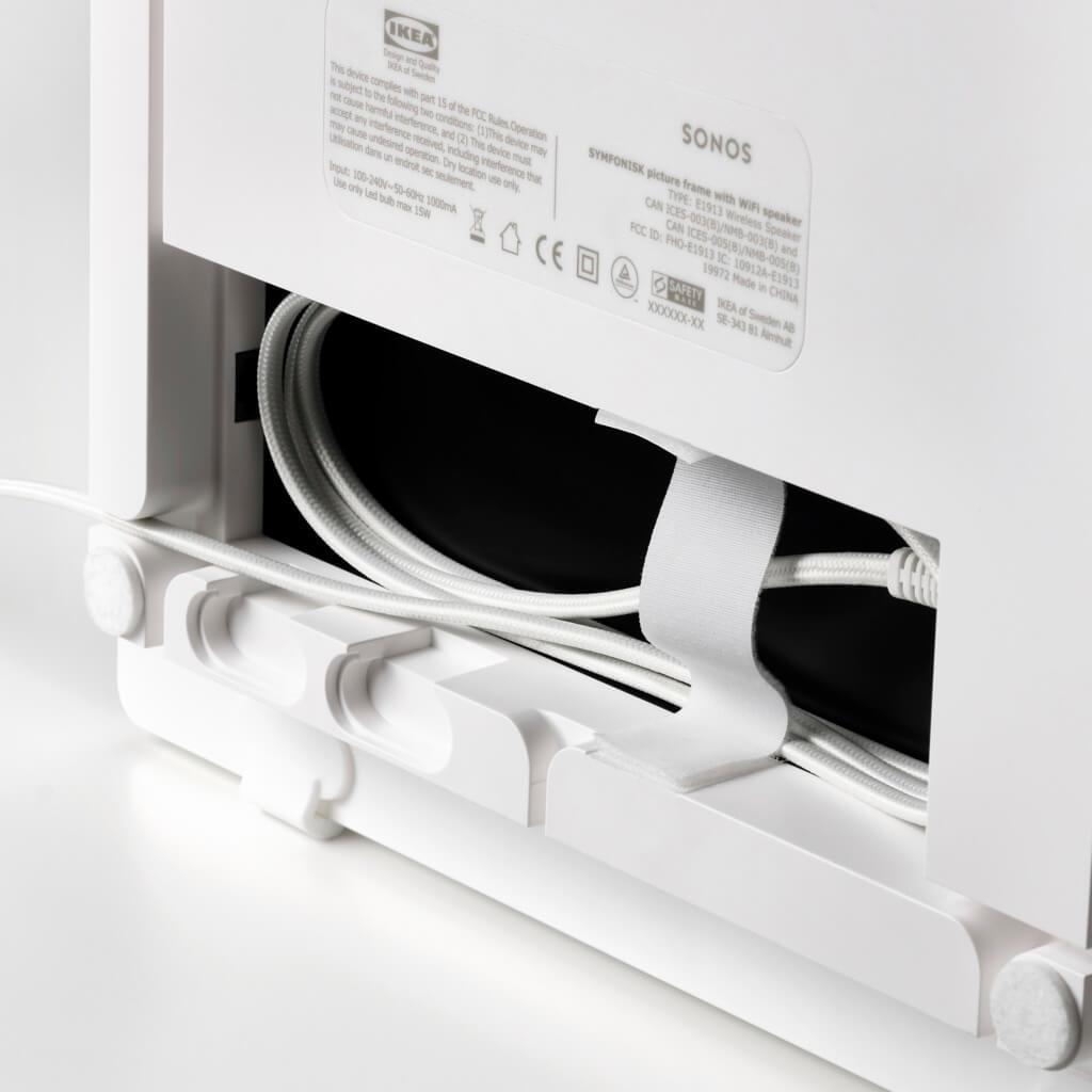 IKEA and SONOS SYMFONISK picture frame speaker