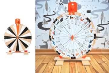 ikea spinning wheel abc