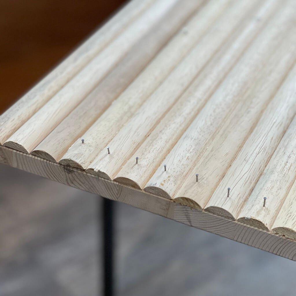ikea bar cabinet door moulding