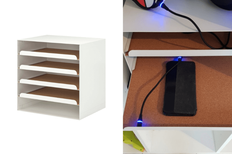 multiple device charging station