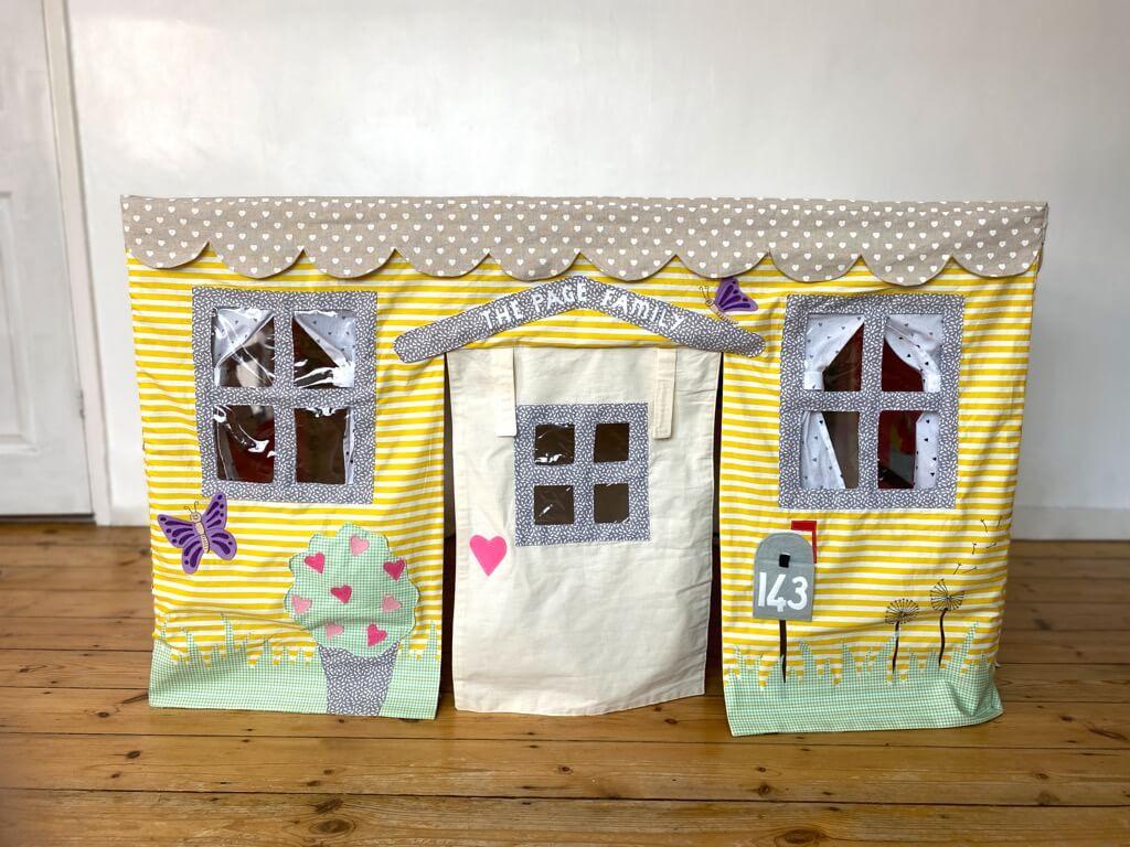tablecloth playhouse ikea melltorp
