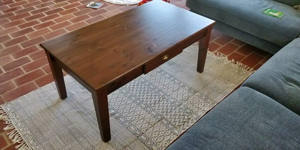 IKEA MARKOR table