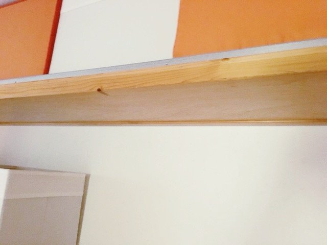 over the bed storage ikea hack