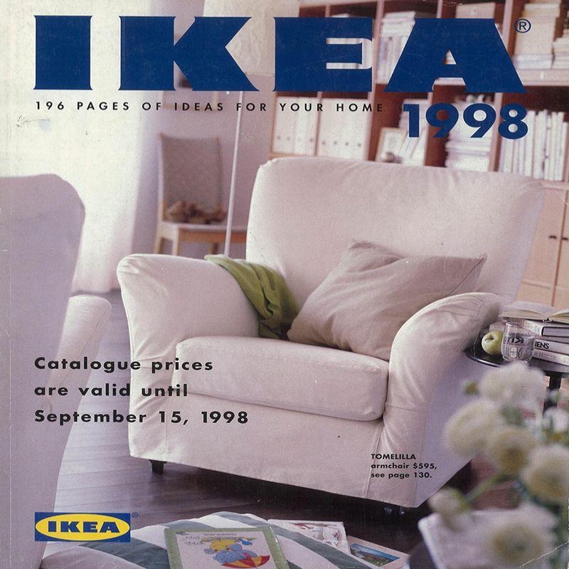 IKEA catalog 1998