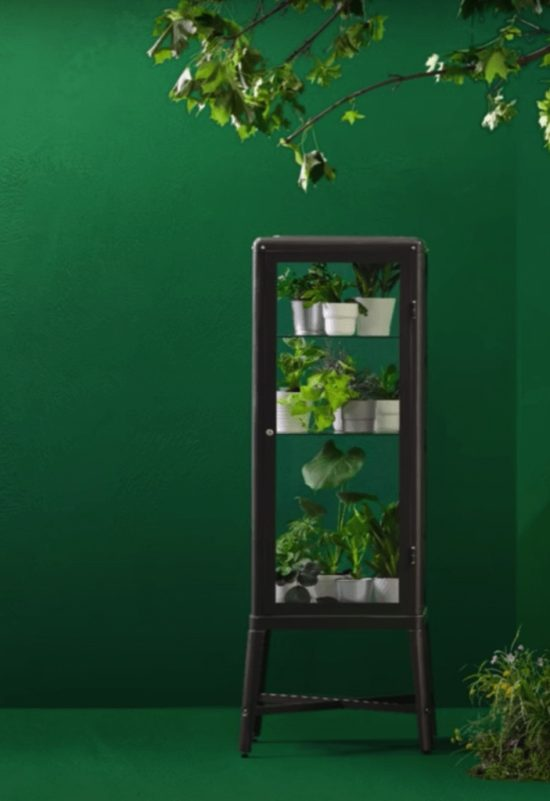 IKEA Repurposeful Instructions - FABRIKOR greenhouse