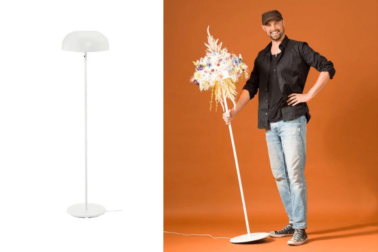 NYMANE lamp hack