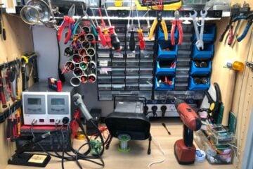 PAX workbench
