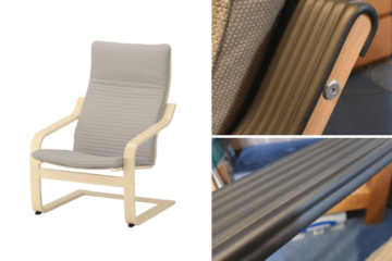 poang armrest hacks