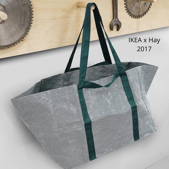 IKEA Blue Bag - Hay