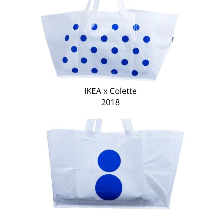 IKEA Blue Bag - Colette