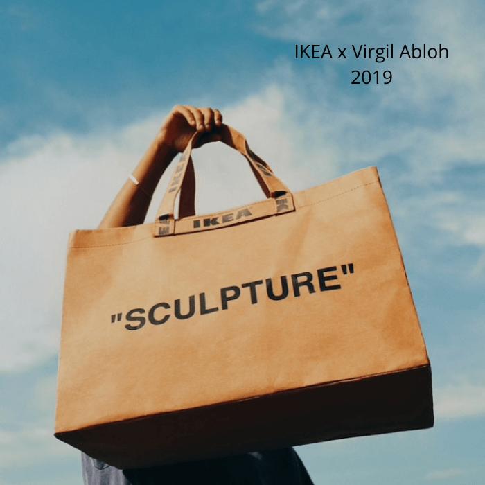 Virgil Abloh Sculpture
