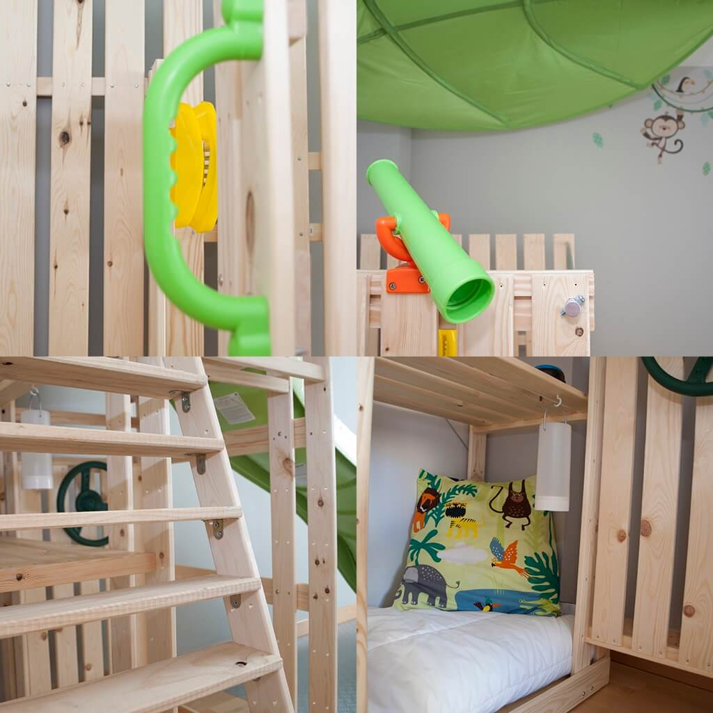 play structure playground