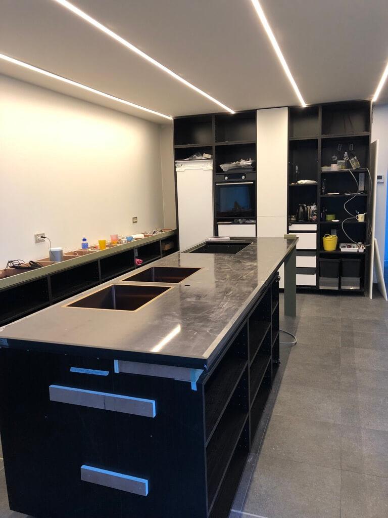kitchen assembly