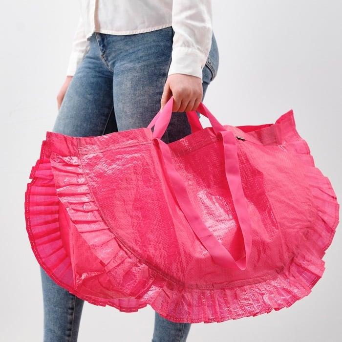 IKEA Pink Bag - KARISMATISK