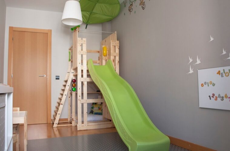 play structure at home