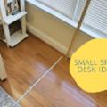 fold down table ideas