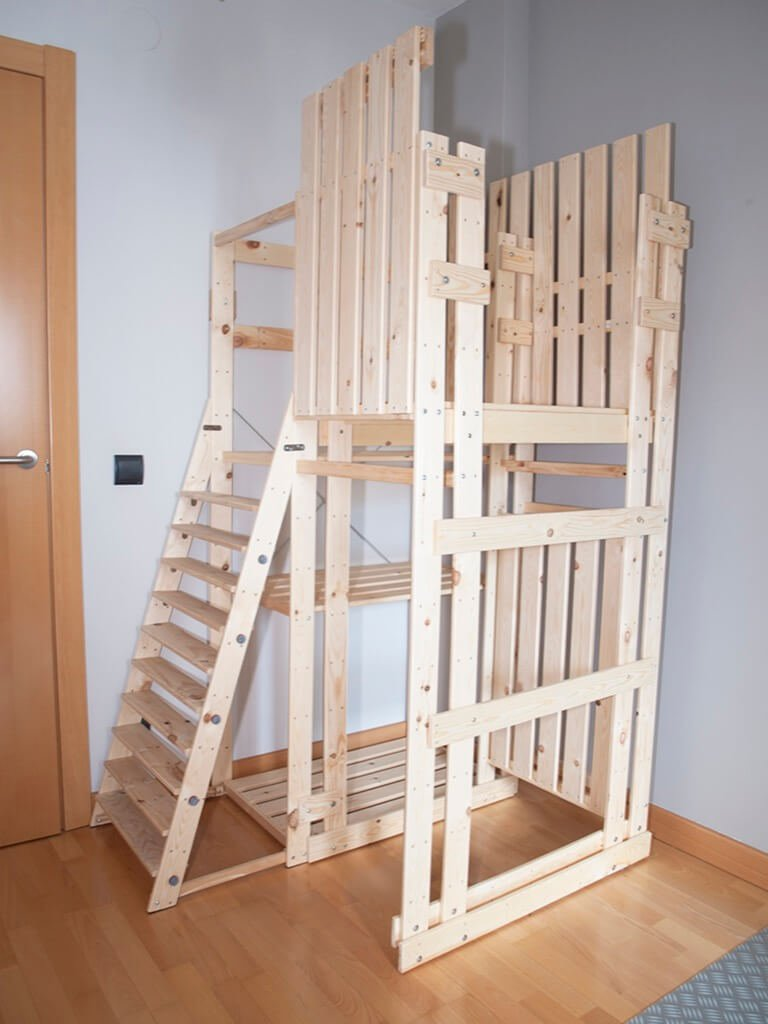play structure, playground at home