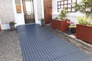runnen floor decking