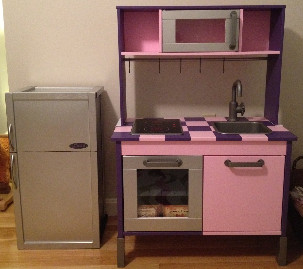 Duktig Kitchen Goes from Bland to Bling - IKEA Hackers